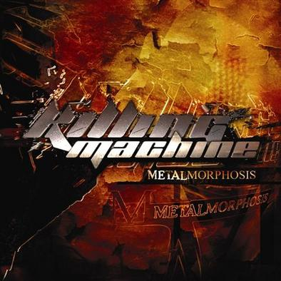 Killing Machine - Metalmorphosis
