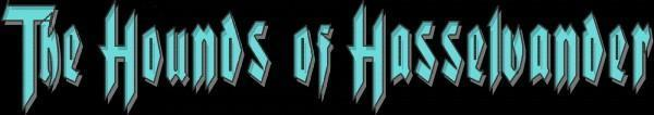 The Hounds of Hasselvander - Logo