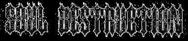 Soul Destruction - Logo