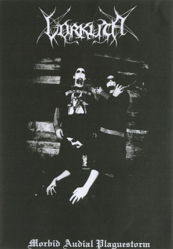 Vorkuta - Morbid Audial Plaguestorm