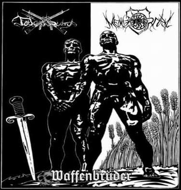 Totenburg / Menneskerhat - Waffenbrüder