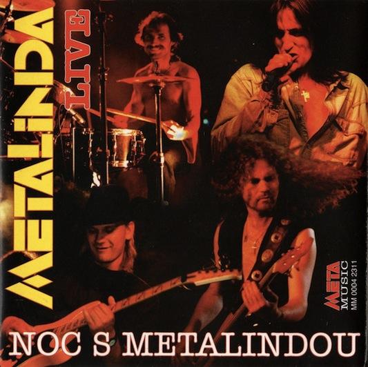 Metalinda - Noc s Metalindou