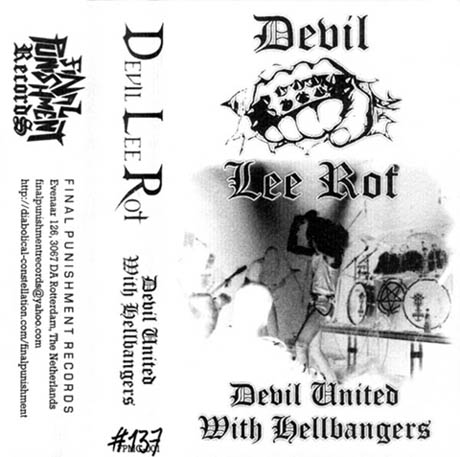 Devil Lee Rot - Devil United with Hellbangers