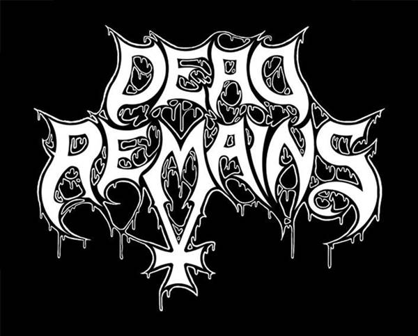Dead Remains - Logo