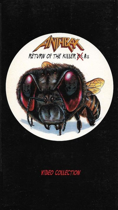 Anthrax - Return of the Killer A's: Video Collection