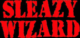 Sleazy Wizard - Logo