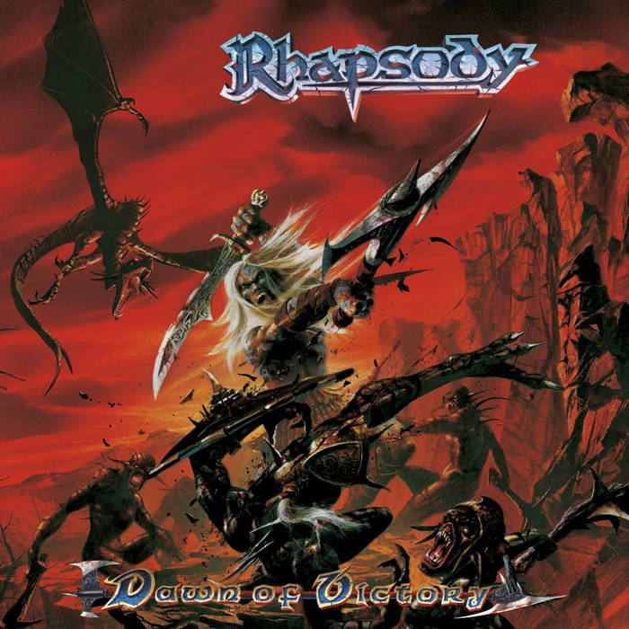 Rhapsody of Fire - Dawn of Victory