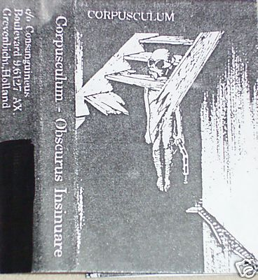 Corpusculum - Obscurus insinuare