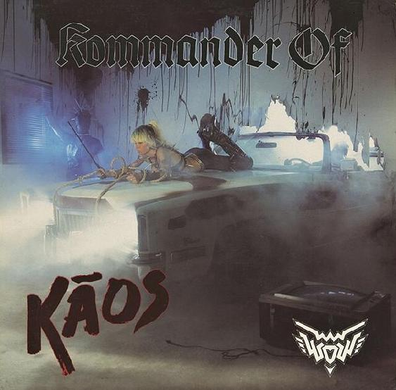 Plasmatics - Kommander of Kaos