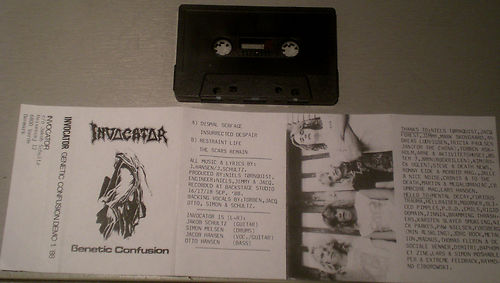Invocator - Genetic Confusion