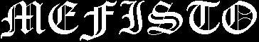 Mefisto - Logo