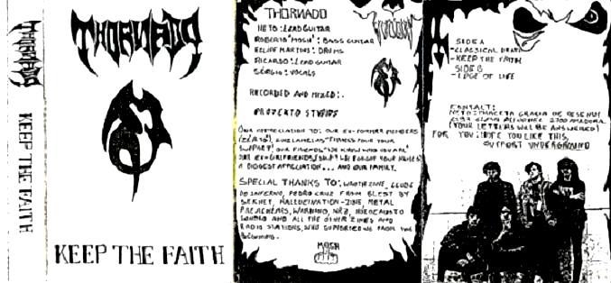 Thornado - Keep the Faith