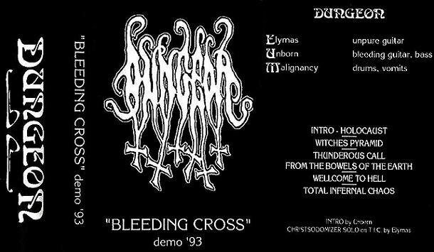 Dungeon - Bleeding Cross