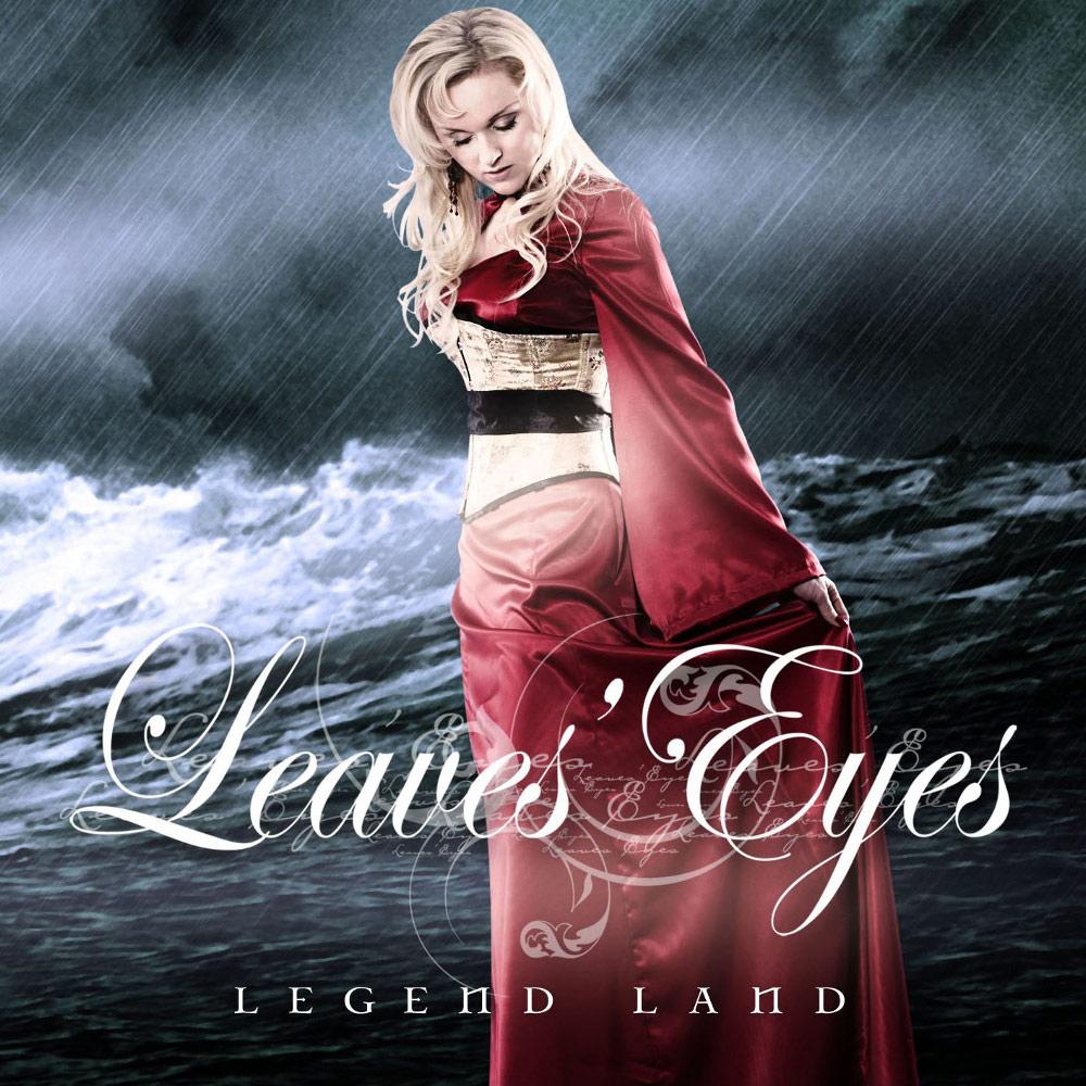 Leaves' Eyes - Legend Land