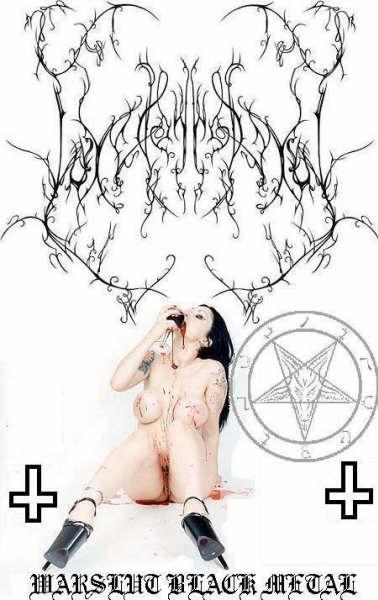 Lux Eterna du Mal - Warslut Black Metal