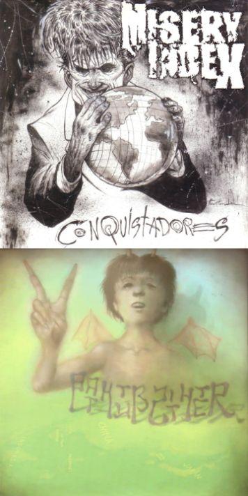 Misery Index - Conquistadores / Untitled
