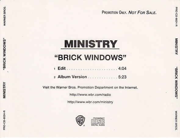 Ministry - Brick Windows