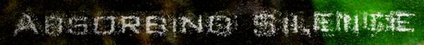 Absorbing Silence - Logo