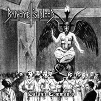 Baphomet's Blood - Satanic Commando