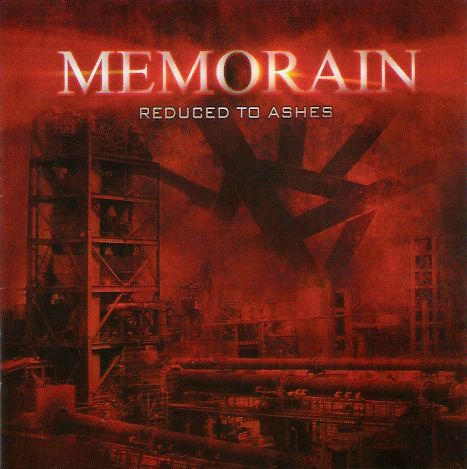 Memorain - Reduced to Ashes