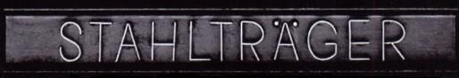 Stahlträger - Logo
