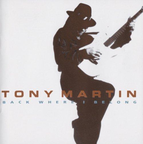 Tony Martin - Back Where I Belong