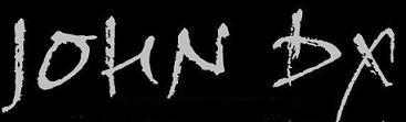 John DX - Logo