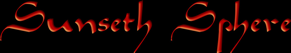 Sunseth Sphere - Logo