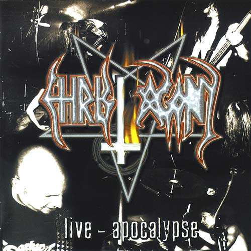 Live - Apocalypse cover (Click to see larger picture)