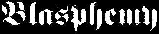 Blasphemy - Logo
