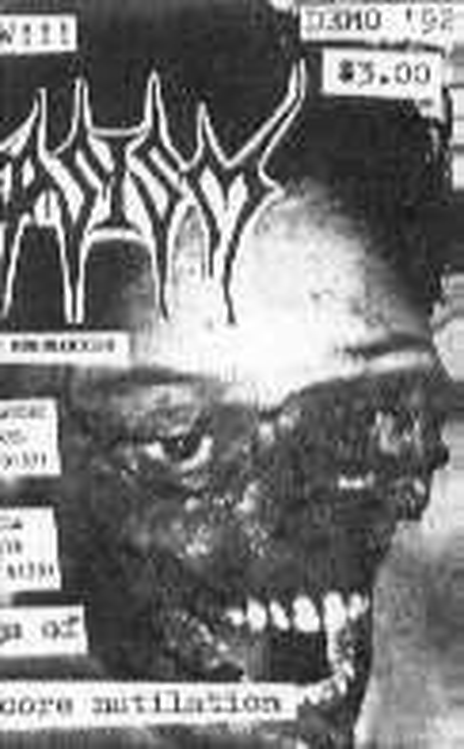 Sepsism - Demo '92