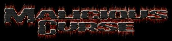 Malicious Curse - Logo