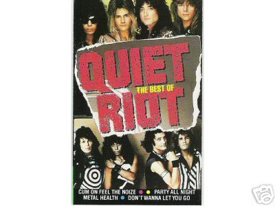 Quiet Riot - The Best Of