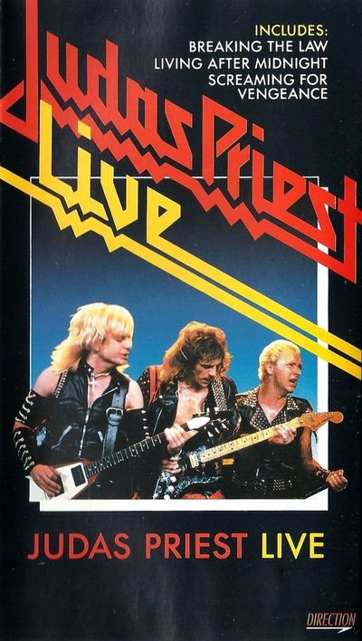 Judas Priest - Judas Priest Live