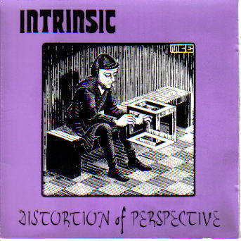 Intrinsic - Distortion of Perspective