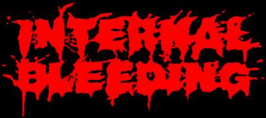 Internal Bleeding - Logo