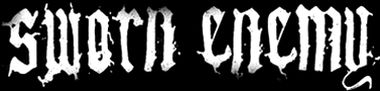 Sworn Enemy - Logo