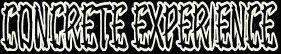 Concrete Experience - Logo