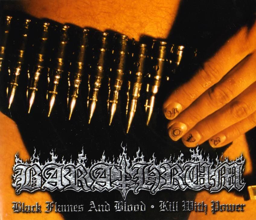 Barathrum - Black Flames and Blood