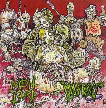 Maggots / Meat Yard - Meatyard / Maggots