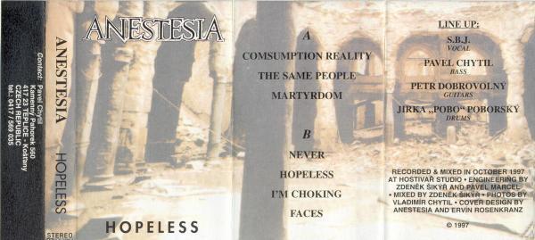Anestesia - Hopeless