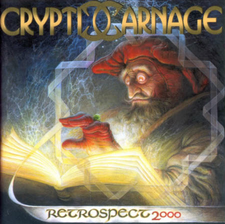 Cryptic Carnage - Retrospect 2000
