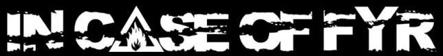 In Case of Fyr - Logo