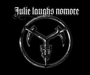 Julie Laughs Nomore - Logo