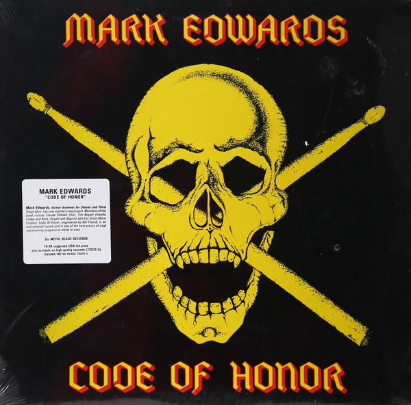 Mark Edwards - Code of Honor