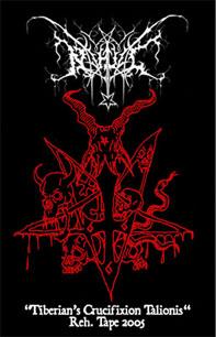 Nahual - Tiberian's Crucifixion Talionis (Reh. Tape 2005)