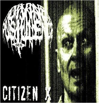 Divine Pustulence - Citizen X
