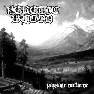 Heretic Blood - Paysage nocturne