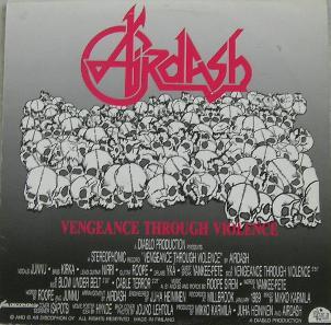 Airdash - Vengeance Through Violence