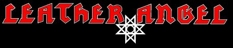 Leather Angel - Logo